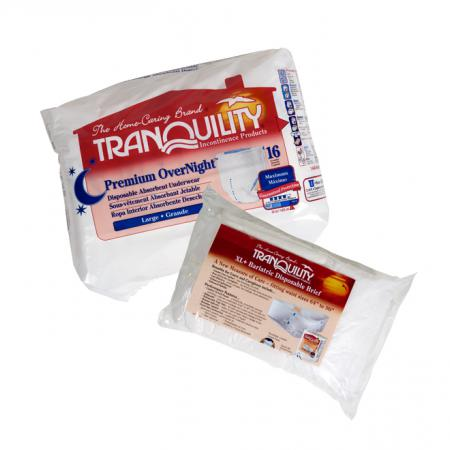 Tranquility Incontinence Products